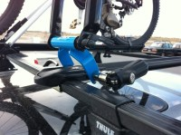 Bike Roof Rack Fork Mount