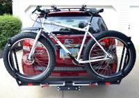 Racks (car) for fat bikes