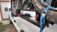 DIY hitch or truck bed mounted bike carrier?- Mtbr.com