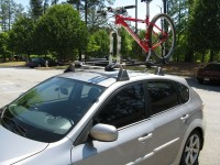 Bike Rack For Subaru Outback Hatchback | Go4CarZ.com
