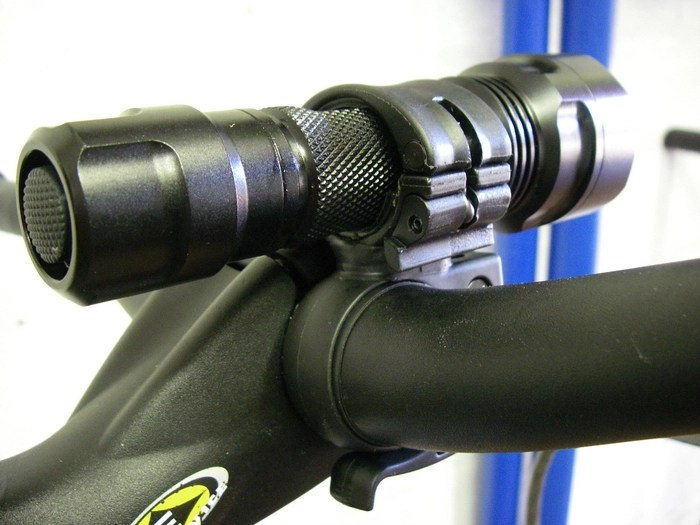 handlebar mount suggestions for