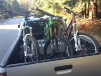 Hitch Mount Bike Racks Suvs
