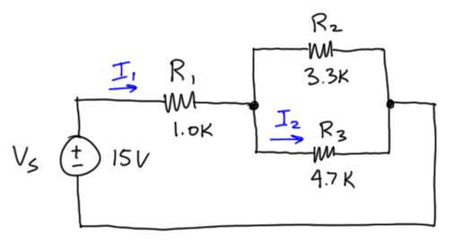 myDAQ homework problem: DC Circuits > Resistive Circuits