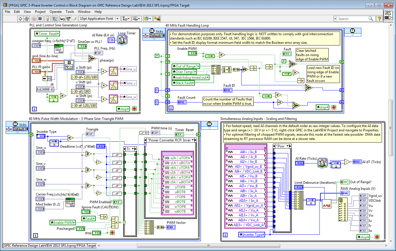 hight resolution of fpga 3 phase inverter control png