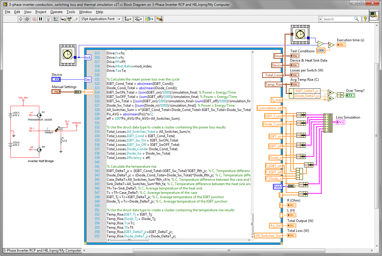 hight resolution of loss calc v27 block diagram png