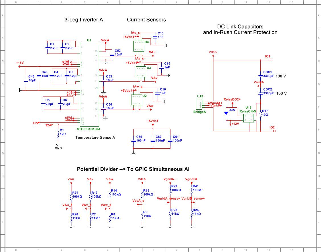 Gpic Power Converter Control Development System Mini