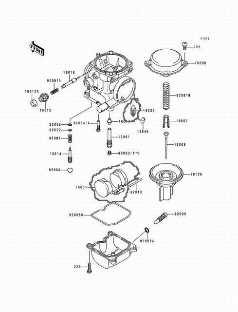 Hyundai Santa Fe Headlights Diagram