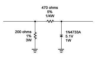 Input Protection, 4-20mA receiver — Parallax Forums