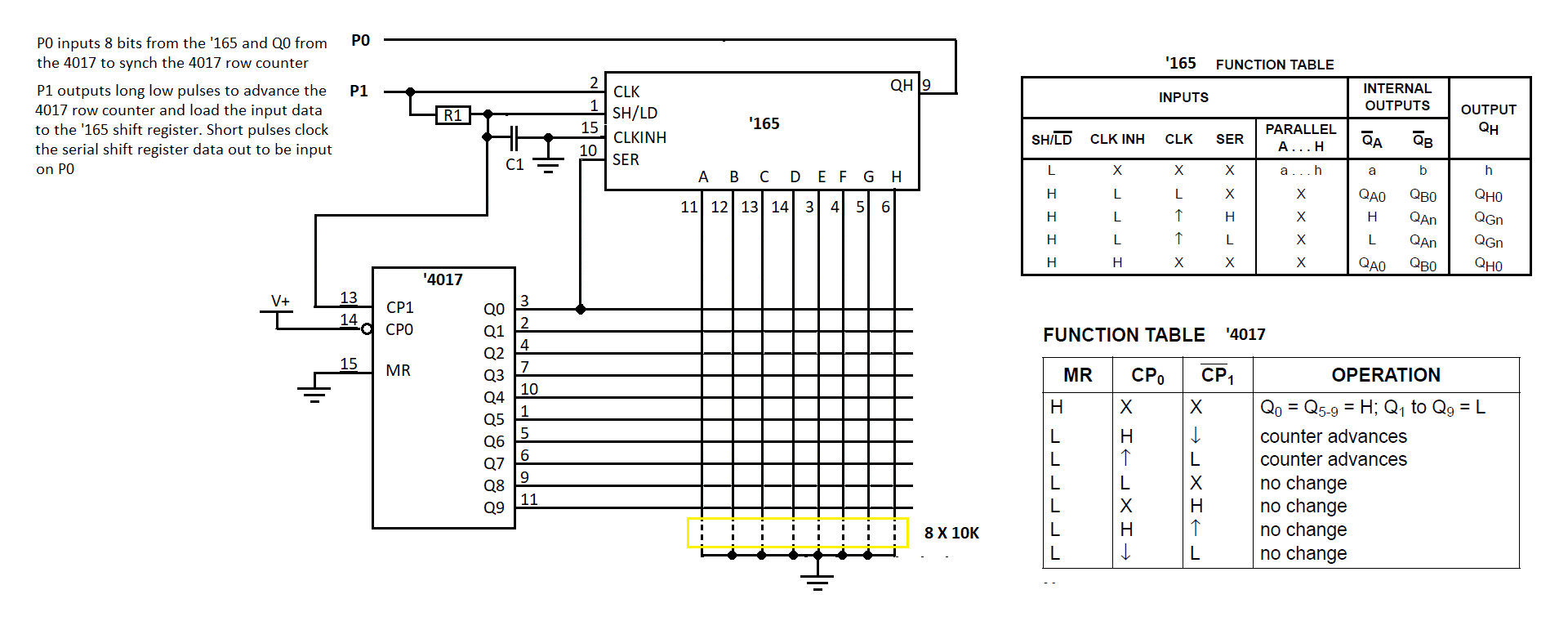 centurion keypad wiring diagram f250 stereo 42 key on 5 wires complete  parallax forums