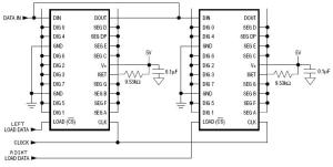 Open Blackboard: Daisy Chained MAX7219 Led Drivers