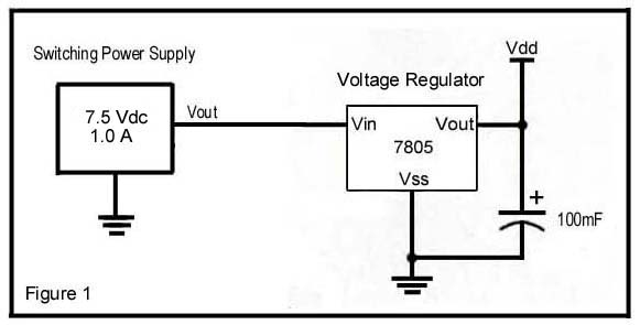 Voltage Regulator and Capacitors — Parallax Forums