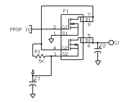 Speed control of DC motor using propeller — Parallax Forums