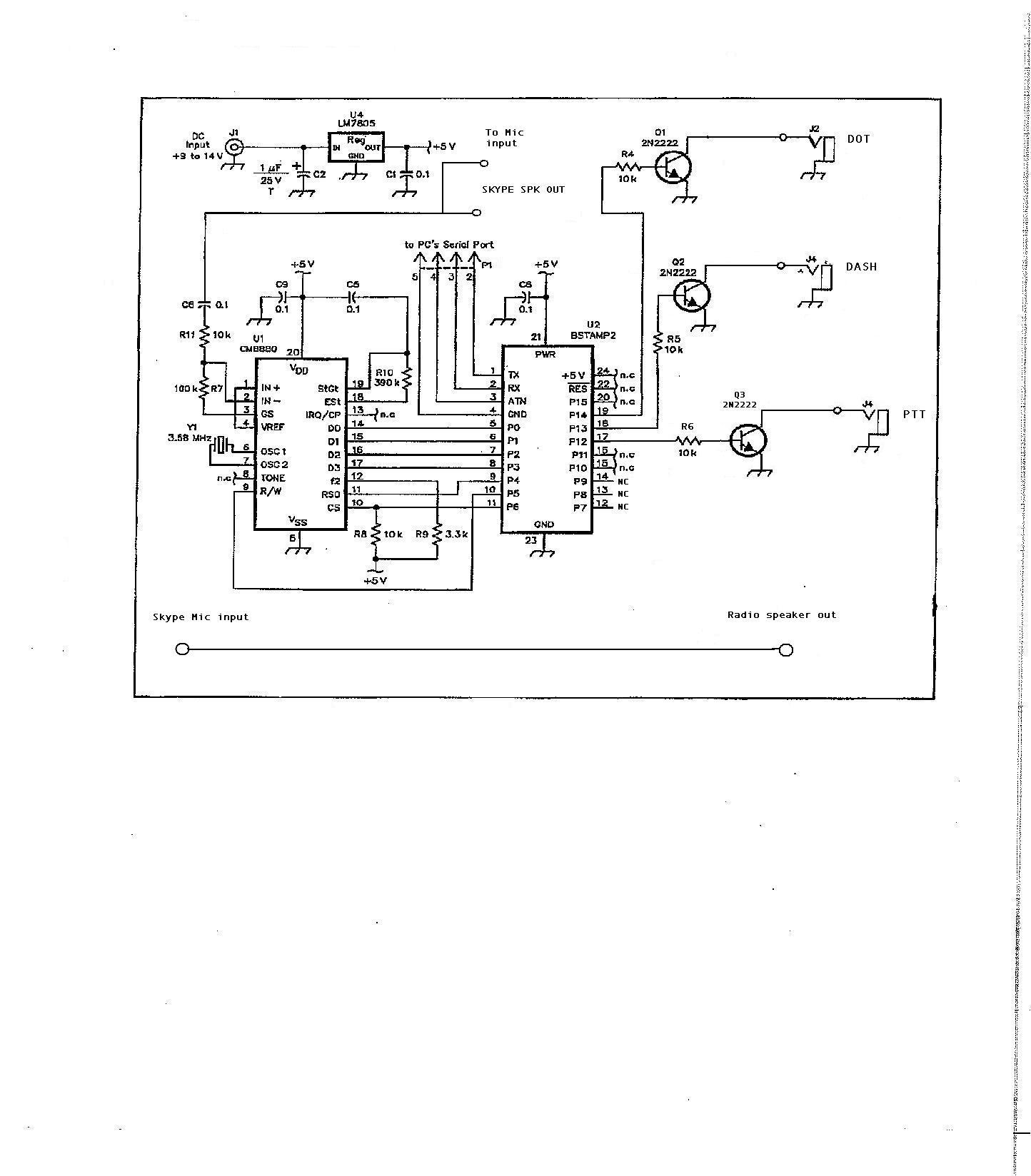 Dtmf To Iambic Morse Code