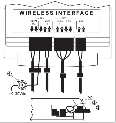 Interfacing to the tacktick NMEA unit — Parallax Forums