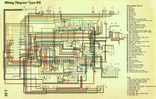 1972 porsche 914 wiring diagram vl stereo engine harness | get free image about