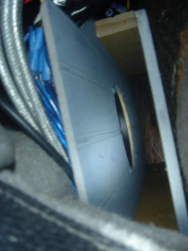 Evap Assist Fan Install In Floorboard - Pelican Parts Technical Bbs