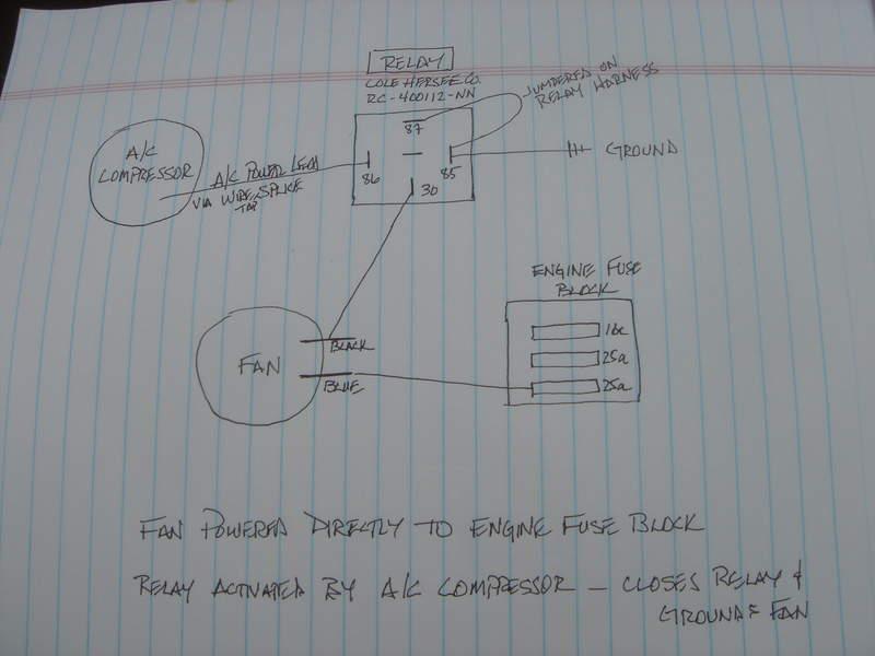 Fan Center Relay Wiring Diagram Http Wwwdigitalhomeca Forum