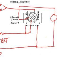 11 Pin Relay Socket Wiring Diagram Alternator Welder Diagram11