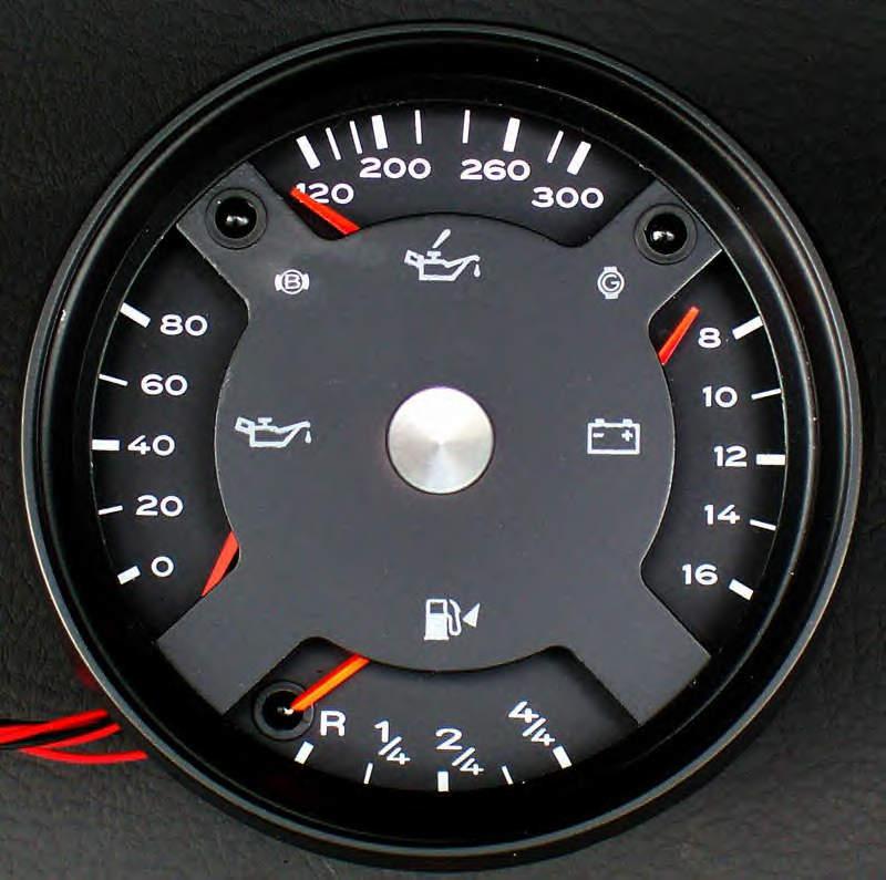 vdo temperature gauge wiring diagram 2003 chevy avalanche ignition 911/912 quad gauges - pelican parts forums