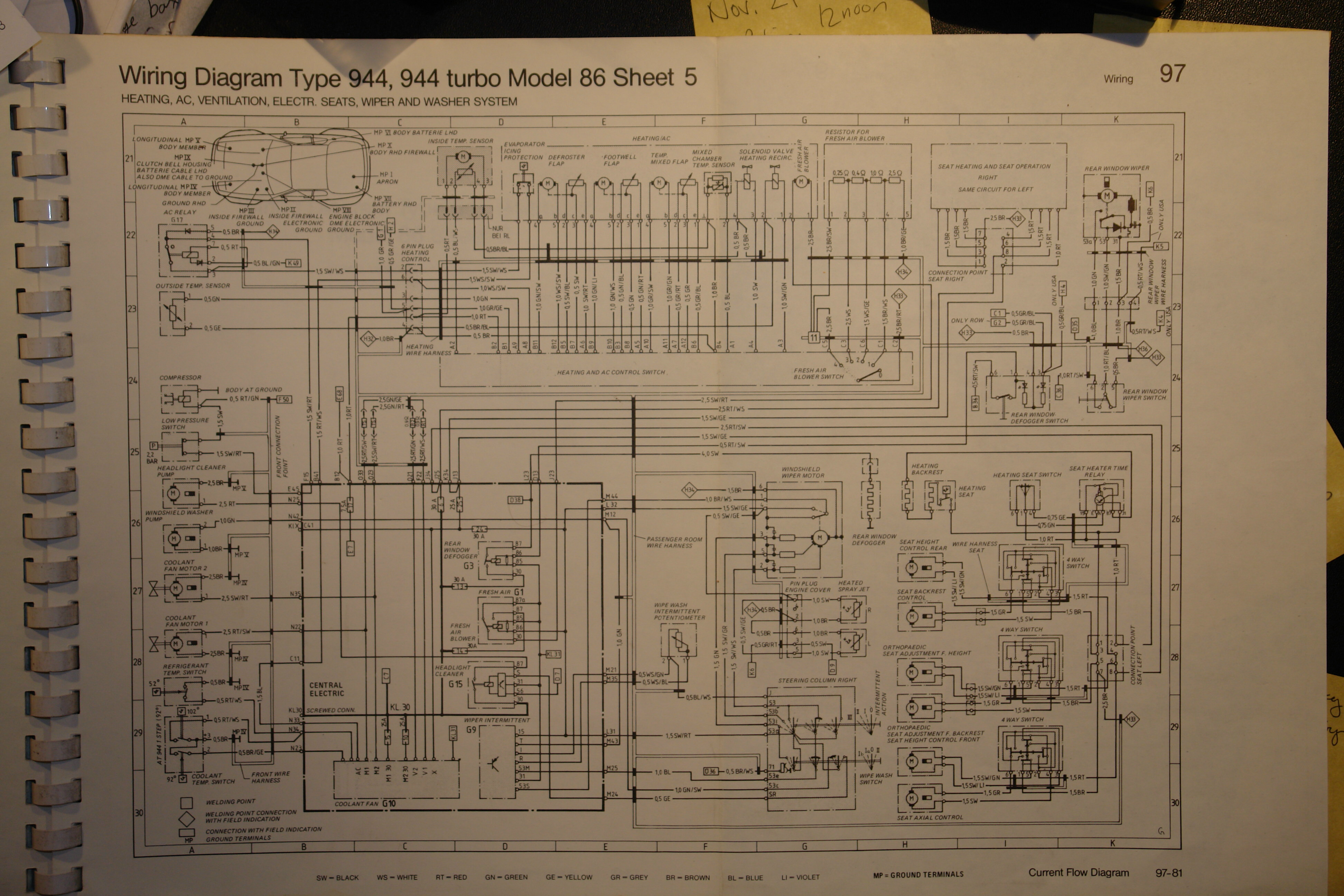Publishers Technical Discussions Reading Wiring Diagrams