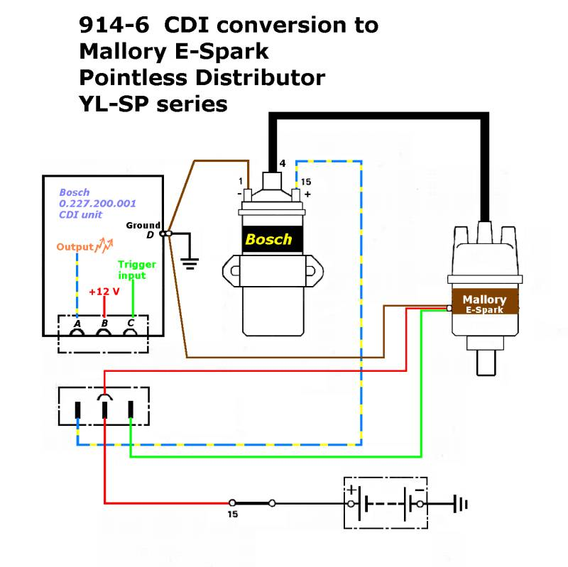 mallory ignition wiring diagram Mallory Wiring Diagram mallory dist wiring diagram mallory wiring diagram