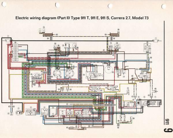 porsche 911 engine diagram of parts bmw z3 seat wiring schematic 1970 diagrams today 1972