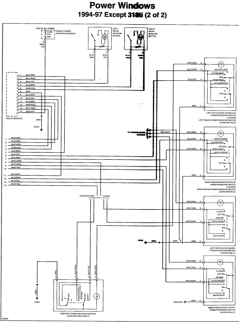 5915A 80142 E46 Wiring Diagram Window | Digital Resources | Wiring Library