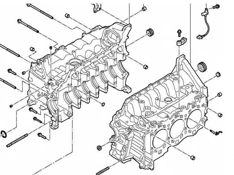 997 Turbo Engine Diagram