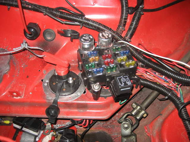 fuse board wiring diagram microscope unlabeled re-wiring the racecar. kit or custom? - pelican parts technical bbs