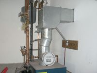Oil Furnace Power Vent