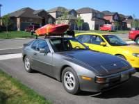 Porsche 944 Roof Rack - Pelican Parts Forums