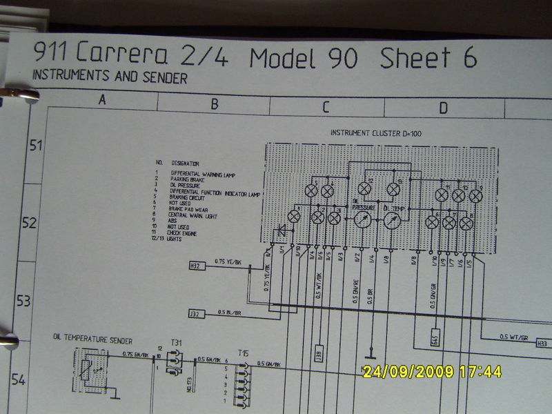 porsche 996 wiring diagram 2003 six sigma tree for 964 speedometer? - pelican parts forums