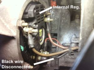 alternator wires (72)valeo  Pelican Parts Forums