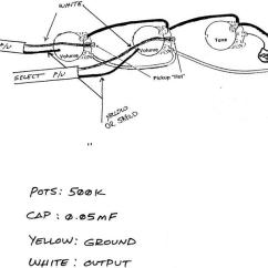 Emg Pickups Wiring Diagram For A Two Way Switched Light In Australia Guitar - Pelican Parts Technical Bbs