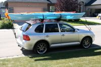 Anyone have experience with Thule or Yakima Racks ...