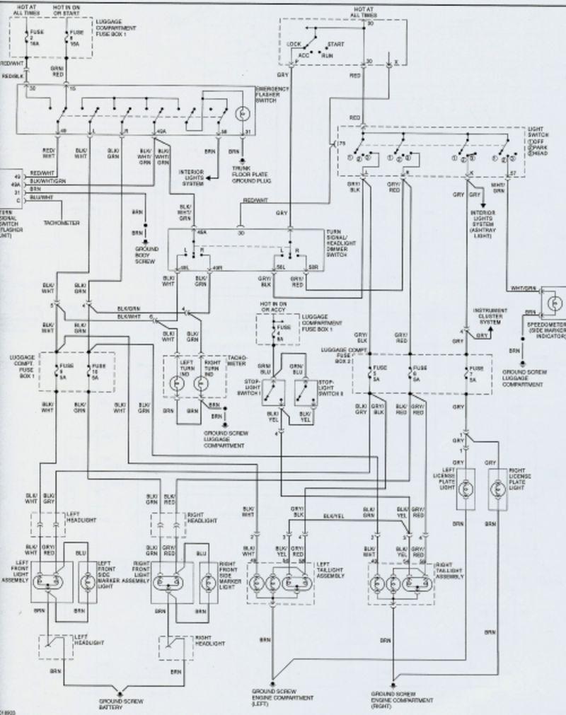 1974 porsche 911 wiring diagram caravan nz headlight 1968 blog schematic 997