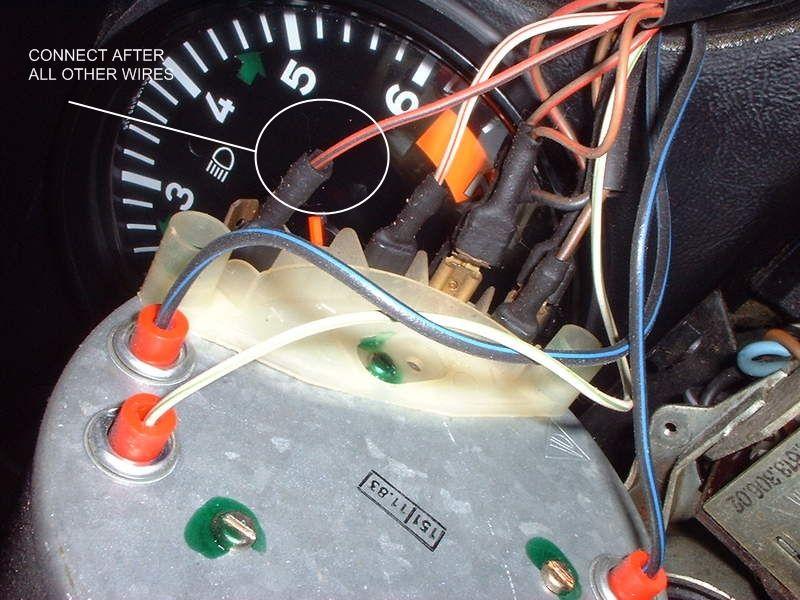 1983 Porsche 911 Wiring Diagram