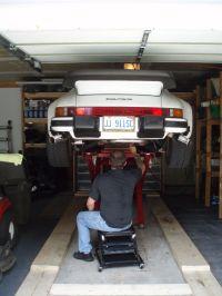 Portable Car Lift - Pelican Parts Forums