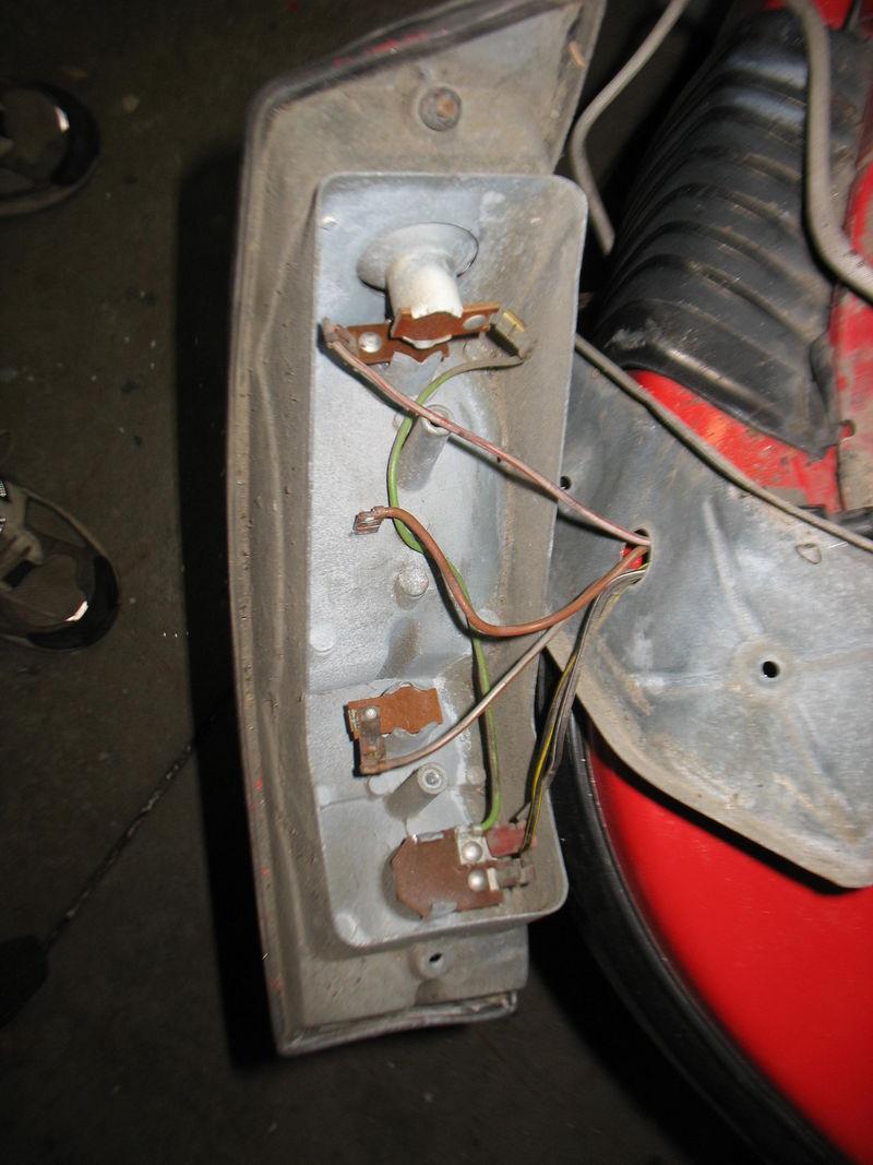 medium resolution of porsche tail light wiring wiring diagram meta porsche 997 tail light wiring