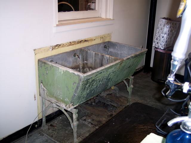 Concrete Sink Repair  Pelican Parts Forums