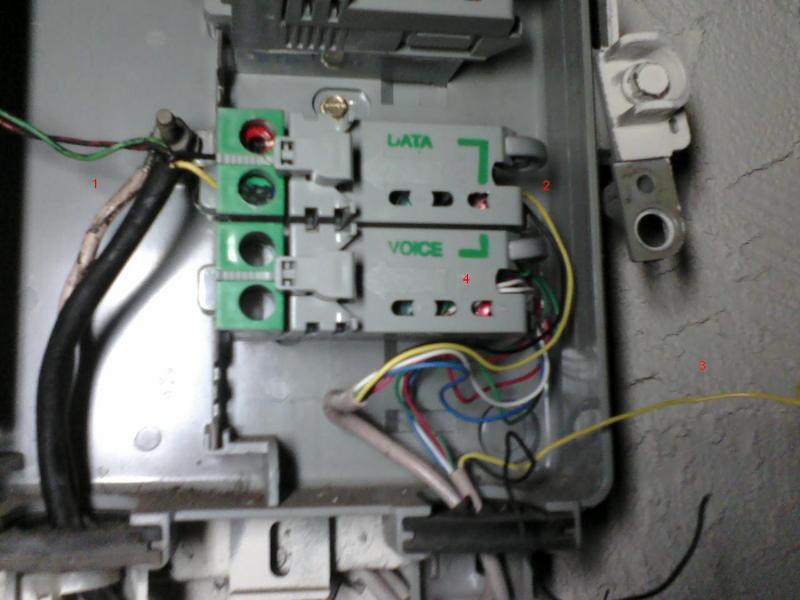 Verizon Phone Box Wiring
