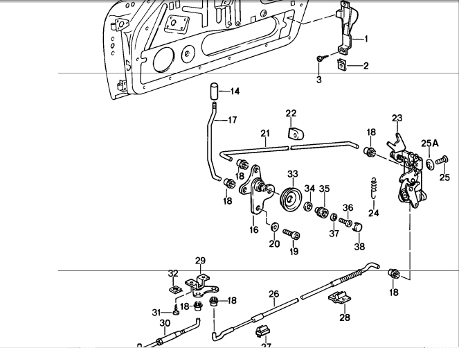 Fuse Box Diagram For 1993 Ford Thunderbird 1997 Ford
