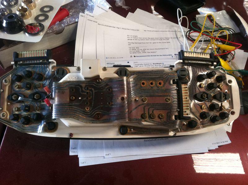 Instrument Cluster Wiring Diagram On Porsche Cayenne Wiring Diagram
