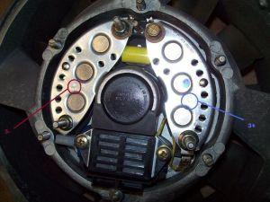 Alternator Wiring Question  Pelican Parts Forums