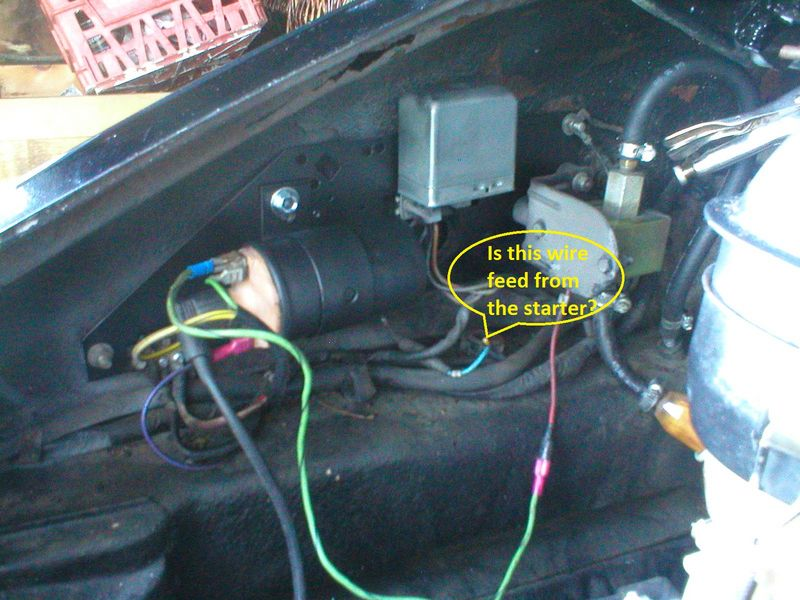 Engine Wiring Diagram 930 Pelican Parts Technical Bbs