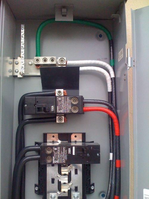 small resolution of detached garage wiring detail