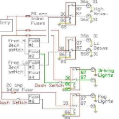 02 Ford Focus Fuse Diagram Carrier 30hxc Wiring Jwest Headlight Relay Kit Question - Page 2 Pelican Parts Technical Bbs
