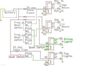 JWest headlight relay kit question  Page 2  Pelican