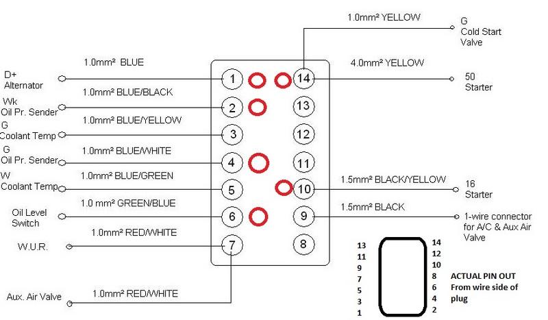 Alternator/wiring Help Please