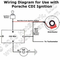 1973 Vw Beetle Ignition Coil Wiring Diagram Lithium Battery Charger Circuit Cdi To Distributor - Pelican Parts Technical Bbs